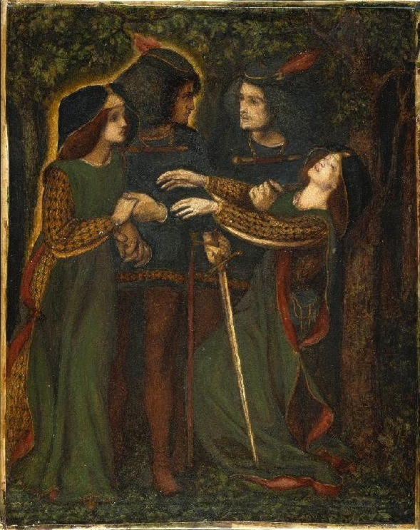 Dante_Gabriel_Rossetti_-_How_They_Met_Themselves_(1860-64_circa).jpg