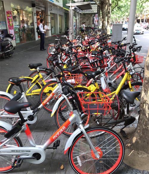 上海貸自転車.JPG